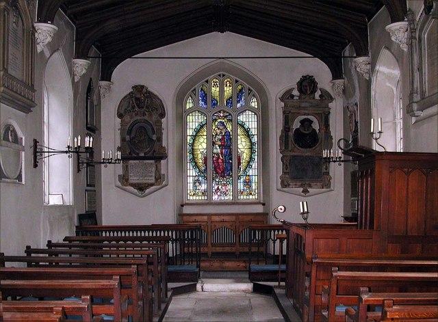 St Mary, Brentmead Gardens, West Twyford - East end