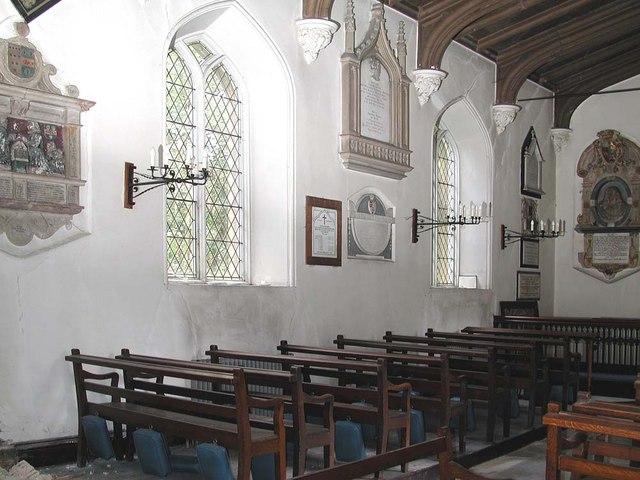 St Mary, Brentmead Gardens, West Twyford - Interior