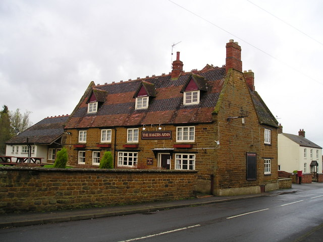 The Bakers Arms Pub, Bugbrooke