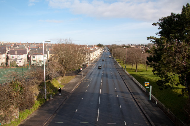Outland's Road - Plymouth