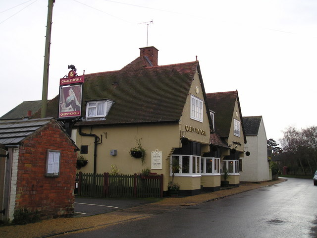 The Queen Victoria Pub, Gayton