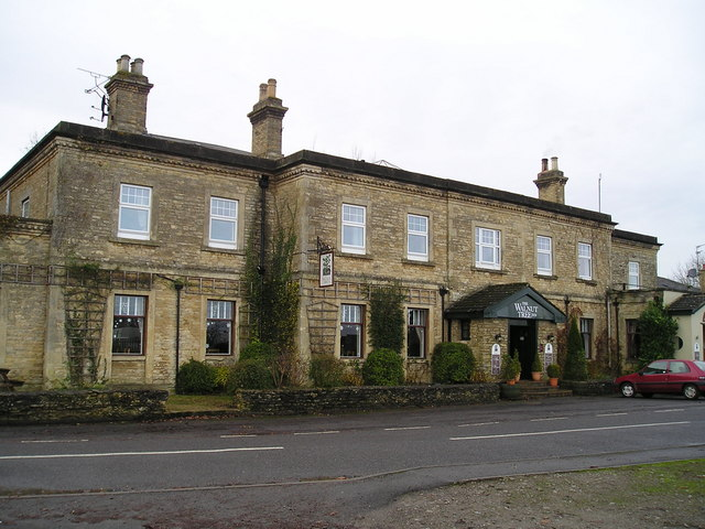 The Walnut Tree Pub, Blisworth
