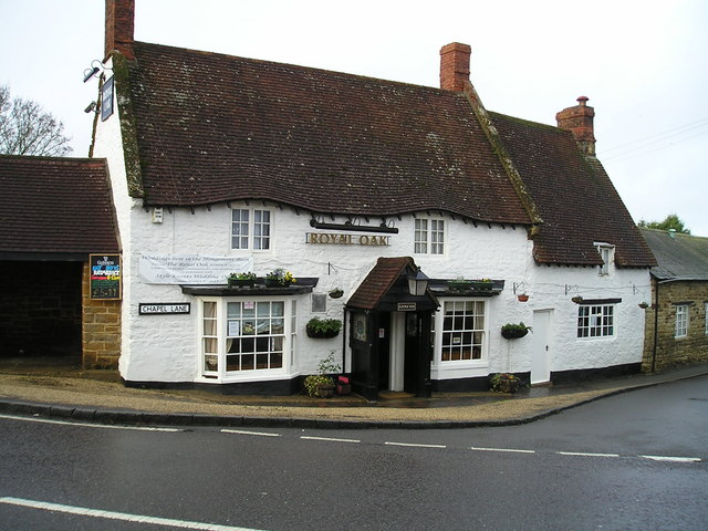 The Royal Oak Pub, Blisworth