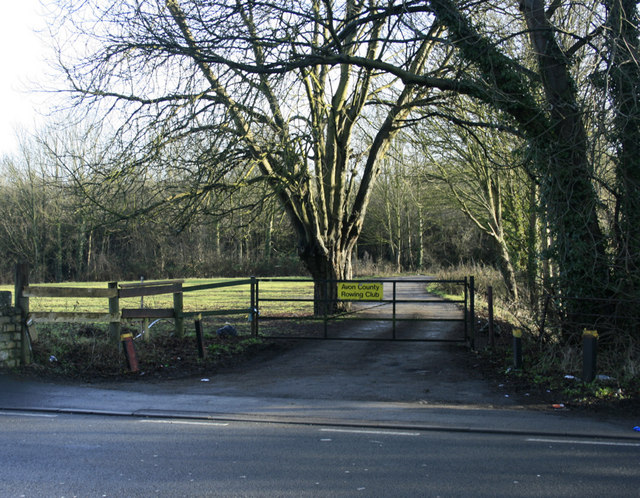 2010 : Avon County Rowing Club, the back entrance