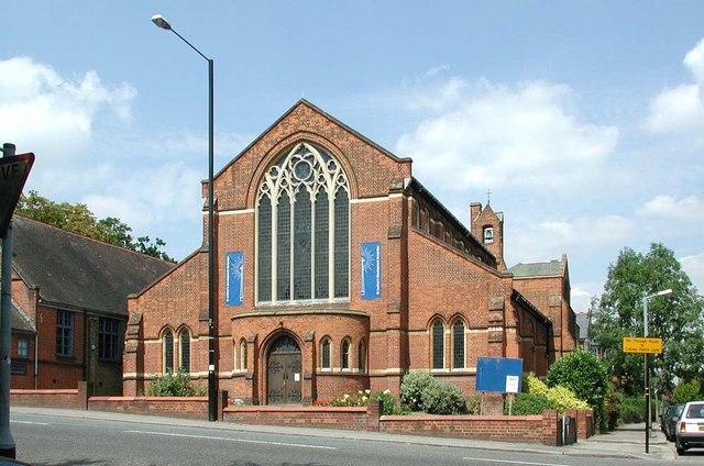 St Andrew, Alexandra Park Road, London N10
