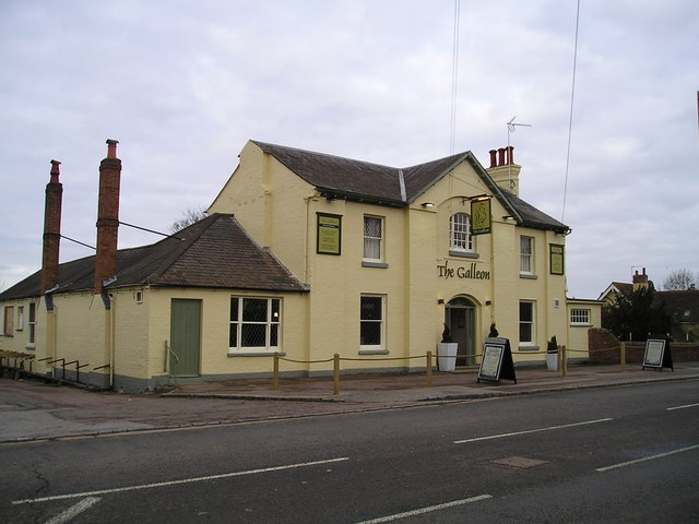 The Galleon Inn Pub, Old Wolverton