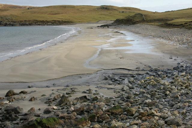 Lund beach