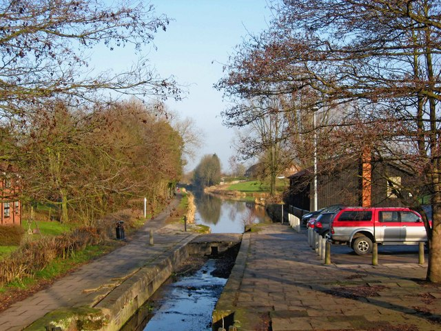 Newport Canal and lock
