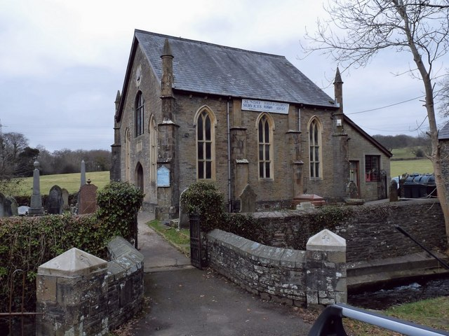 Castellau congregational Chapel