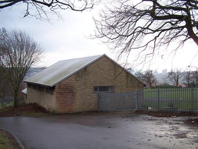 Football Pavilion, off Ben Lane, Loxley, Sheffield - 2