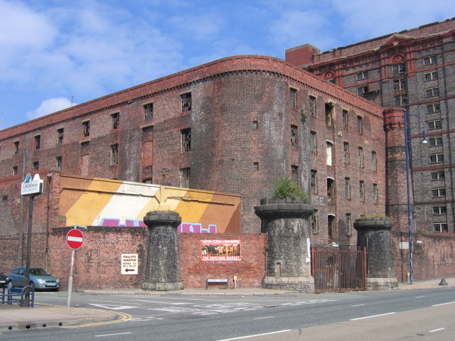 Stanley Warehouses and Saltney Street