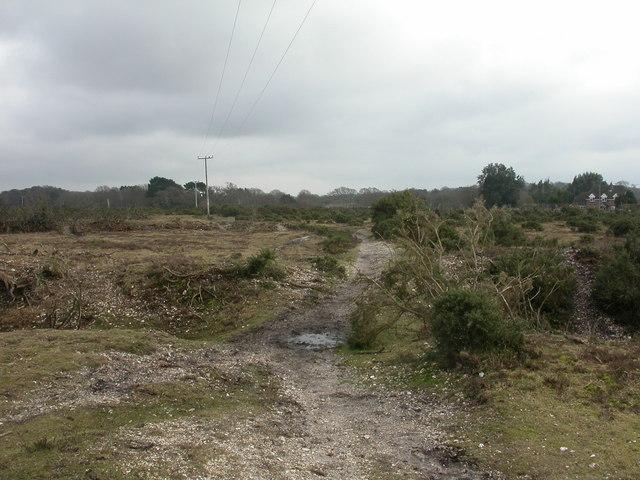 Durnstown, track