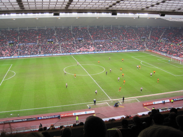 Sunderland AFC's Stadium of Light
