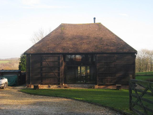 Converted Barn at Pear Tree Farm
