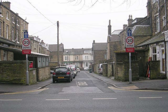 Gale Street - Skipton Road