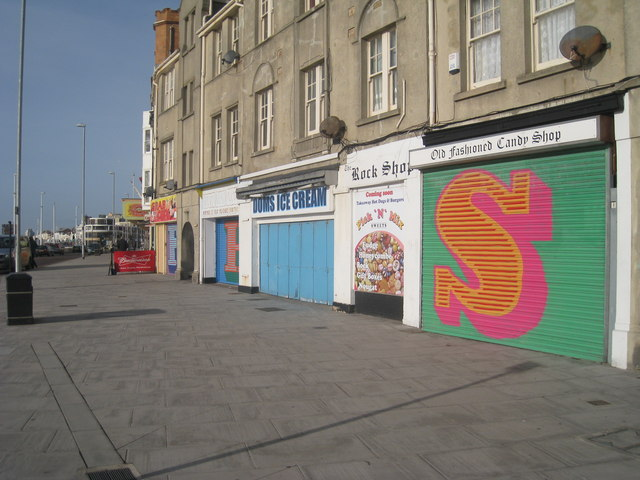 Painted Shutters on Sturdee Parade