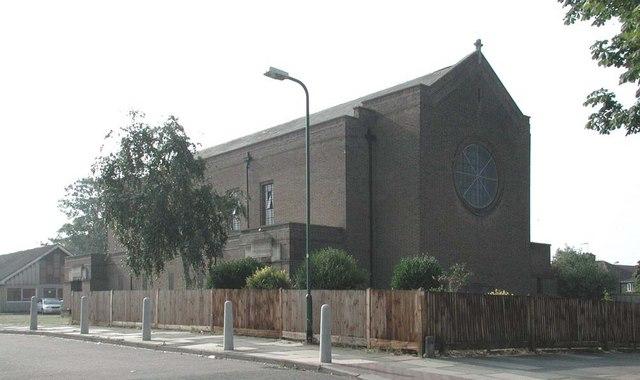 St Michael, St Michael's Avenue, Tokyngton, Middlesex