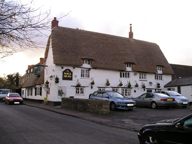 The Nags Head Pub, Great Linford