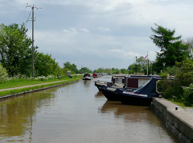 Shropshire Union Canal near Nantwich