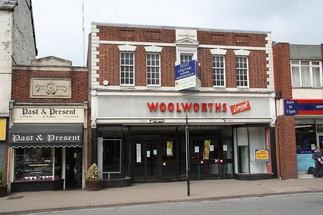 Woolworth's Ledbury