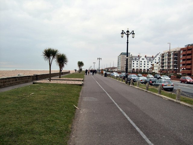 West Worthing Promenade