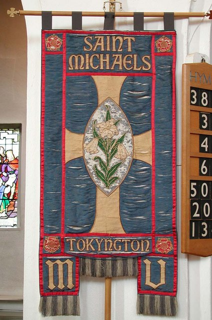St Michael, St Michael's Avenue, Tokyngton, Middlesex - Banner