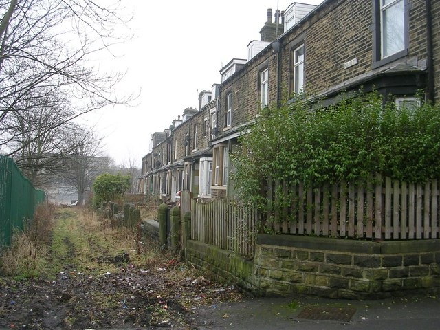 Midland Terrace - East Avenue