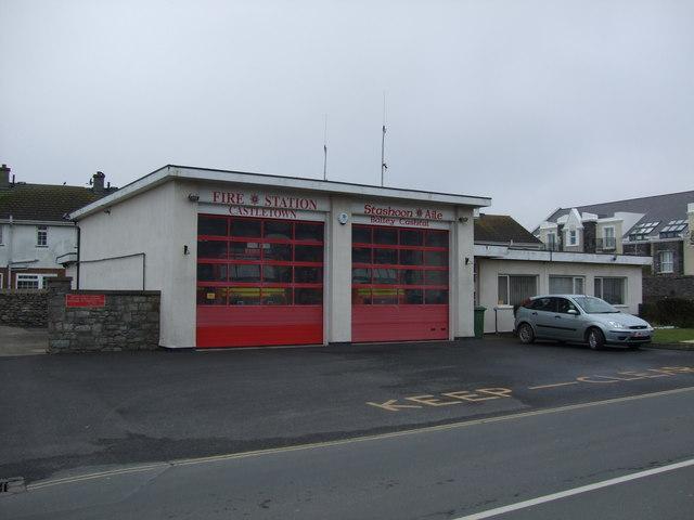Fire Station at Castletown