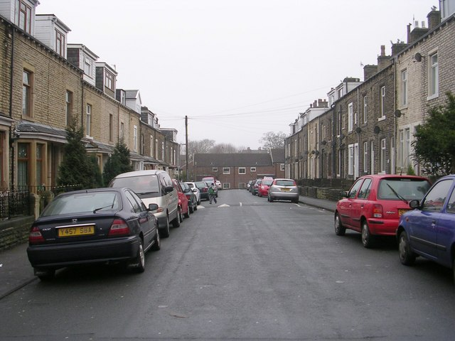 Ashleigh Street - East Avenue