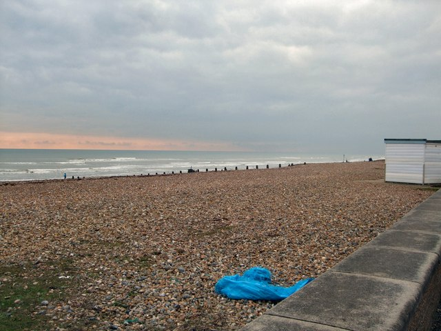 West Worthing Beach