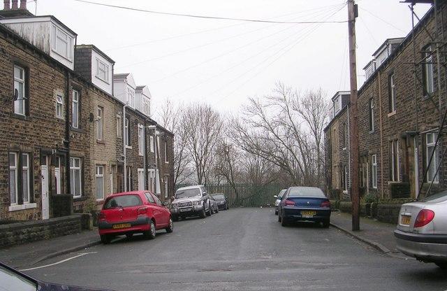 Winterburn Street - Ashleigh Street