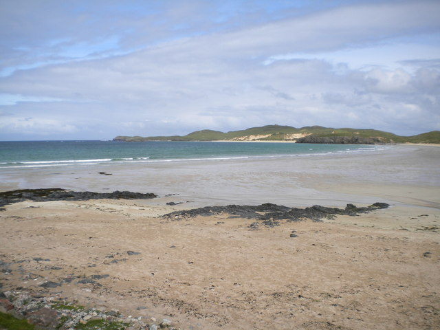 Balnakeil bay and Faraid head
