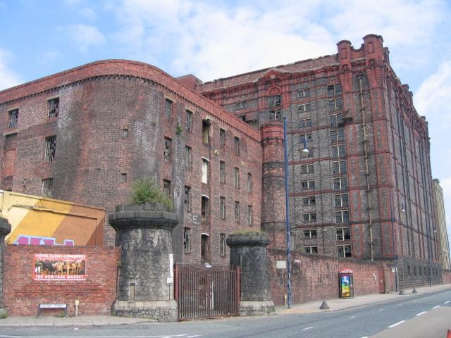Stanley Warehouses on Great Howard Street