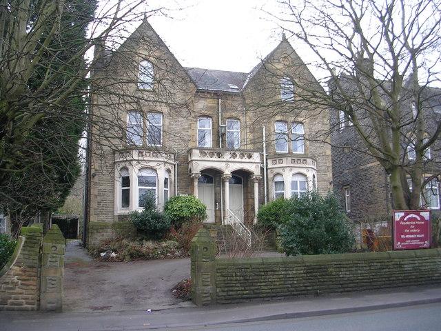 Castle Villas Residential Home for the Elderly - Skipton Road