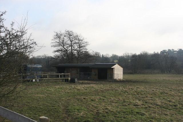 Stables, Brambletye Manor Farm