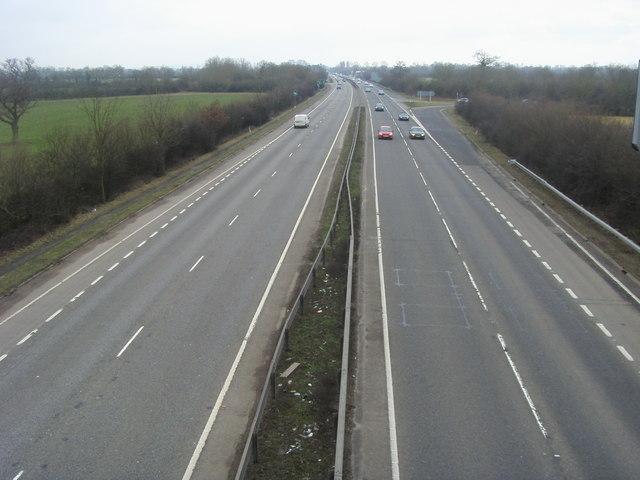 A34 Dual Carriageway