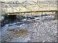 NS0593 : Bridge over the Allt a' Chaol Ghlinne by John Ferguson