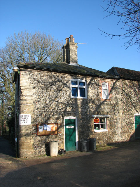 Croxton Post Office and village store