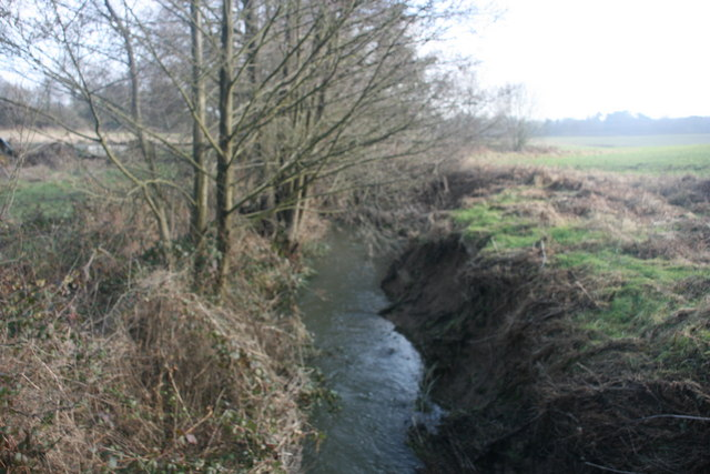 Weir Wood Stream