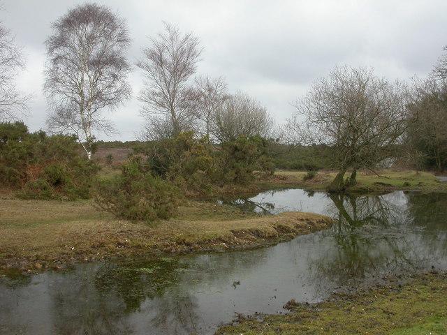 Durnstown, pond