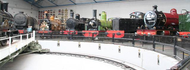 National Railway Museum locomotives
