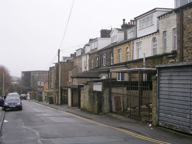 Strawberry Street - Skipton Road