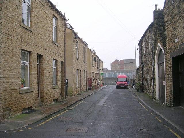Sand Street - Sandywood Street