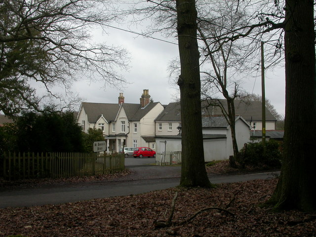 Battramsley, priory