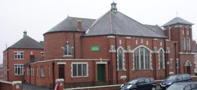 Wigton Road Methodist Church