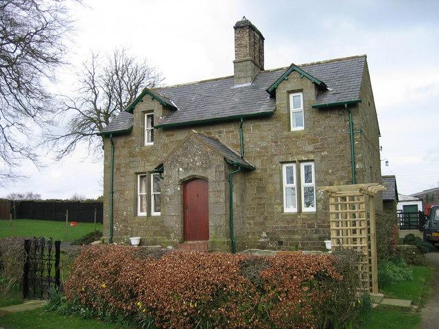 Combcrag House