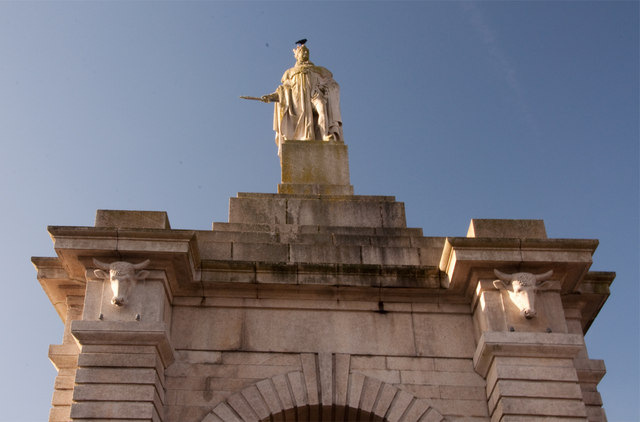 King Billy, Royal William Victualling Yard - Plymouth