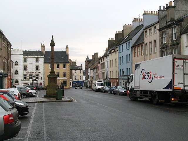 High Street, Haddington