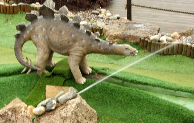 Lost World Miniature Golf