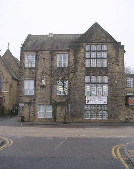 St Anne's Roman Catholic School - North Street